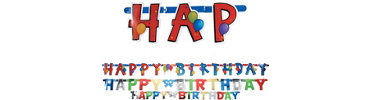 Balloon Fun Banner Combo Pack 3ct