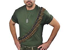 Deluxe Bullet Belt 50in