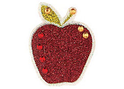 Snow White Apple Body Jewelry