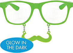 Glow-in-the-Dark The Nuke Sun-Staches