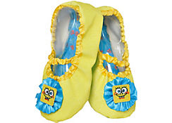 Child SpongeBob Slipper Shoes