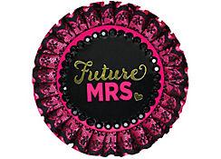 Future Mrs. Button Deluxe - Sassy Bride