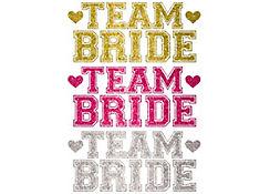 Team Bride Body Jewelry 6ct