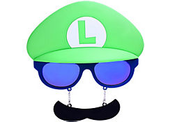 Luigi Sun-Staches - Super Mario Brothers