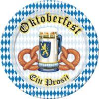 tableware - Oktoberfest Decorations