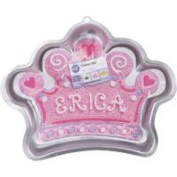 Mini Princess Crown Cake Pan