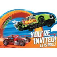 Hot Wheels Party Supplies Hot Wheels Birthday Party City - Hot wheels birthday invitation how to make
