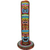 Inflatable Tiki Totem Pole 72in