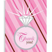 Bride To Be Thank You Notes 8ct