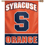 Syracuse Orange Vertical Flag 27in x 37in