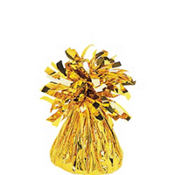 Gold Foil Balloon Weight 6oz