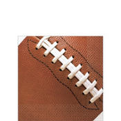 Football Fan Beverage Napkins 16ct