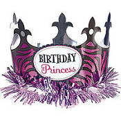 Birthday Princess Tiara