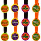 Halloween Award Medals 12ct