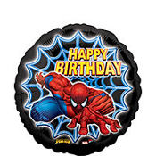 Foil Spider-Man Balloon 18in