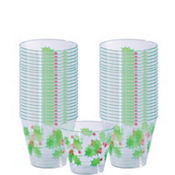 Holly Plastic Tumblers 9oz 40ct