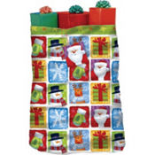 Giant Holiday Friends Gift Sack 44in