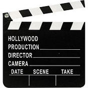 Hollywood Movie Scene Marker 7in x 8in