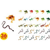 Reptile Mega Value Pack 48ct