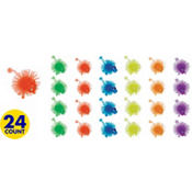 Translucent Wooly Ball Mega Favor Pack 24ct