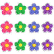 Dancing Daisy Icing Decorations 12ct