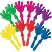 Hand Clappers 12ct