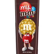 Gold Milk Chocolate M&M's
