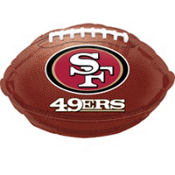 San Francisco 49ers Balloon 18in