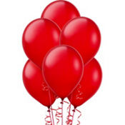 Red Latex Balloons 12in 72ct