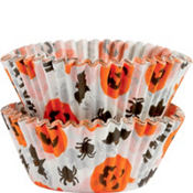 Halloween Baking Cups 50ct