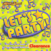 Let's Party CD