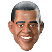 Adult Barack Obama Mask