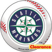 Seattle Mariners Magnet 4in