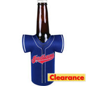 Cleveland Indians Bottle Jersey