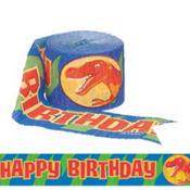 Prehistoric Dinosaurs Streamer