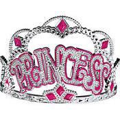 Princess Metallic Tiara
