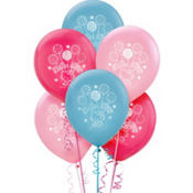 Hello Kitty Balloons 12in 6ct