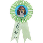 Party Pups Guest of Honor Ribbon