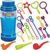 Super Miracle Bubbles Toy Bonanza 20pc