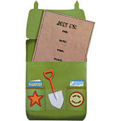 Adventure Pack Jumbo Invitations 8ct