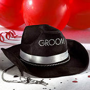 Groom to Be Cowboy Hat