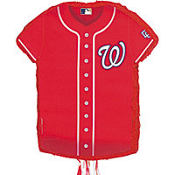 Washington Nationals Pull String Pinata 23in x 18in