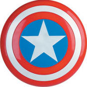 Captain America Shield 12 3/4in