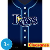 Tampa Bay Rays Loot Bags 8ct