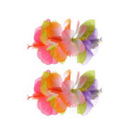 Tropical Hair Combs 2ct