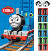 Thomas the Tank Party Game
