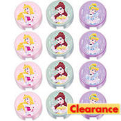 Disney Princesses Pencil Sharpeners 12ct