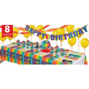 A Year To Celebrate 70th Birthday Super Party Kit