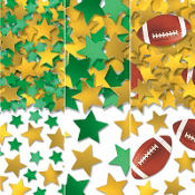 Football Confetti 1oz