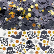 Shocktails Metallic Halloween Confetti 5oz